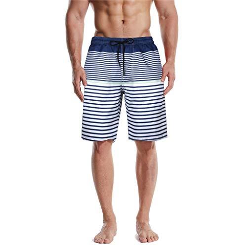 Briskorry shorts herren sommer swim shorts kurze jogginghose Badehose 3D-Druck Grafik Beiläufig Sportlich Strand Kurze Hosen bermuda shorts sporthose Sweatpants