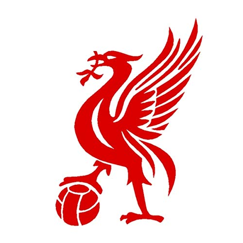 Car Sticker Funny Liverpool Creative Decoration Styling Automobiles Motorcycles Exterior Accessories Vinyl Decal,19cm*13cm