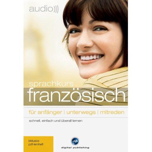Audio Sprachkurs Französisch Titelbild