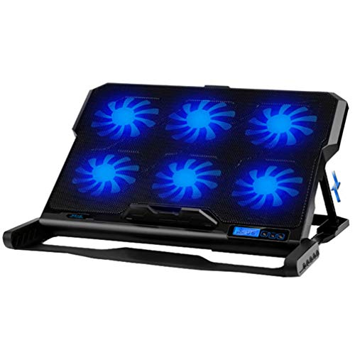 SOLUSTRE Soporte para Portátil LCD Soporte Antideslizante para Portátil Soporte Ajustable para...