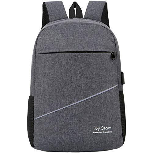 Men's And Women's Shoulder Anti-Theft Business Casual Backpacks Laptop Bag With USB Charging Suitable For School BagsTravel Backpacks