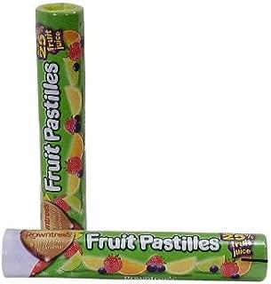 Rowntrees Fruit Pastilles Giant Tube - 125g