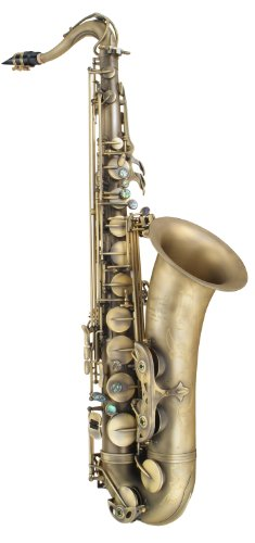 P. Mauriat PMXT-66RDK Tenor Sax, Dark, Rolled Tone Hole with Case