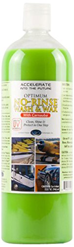 Optimum (NRWW2012Q) No Rinse Wash & Wax - 32 oz.