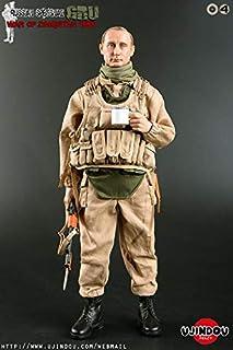 [Tbmodel] 御战道UJINDOU 1/6 フィギュ ロシアの特殊部隊 素体 ヘッド 服セット アクションフィギュア アクセサリーUD9004