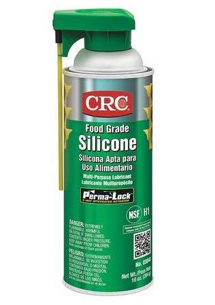 Food Grade Silicone, Aerosol Can, 10 Oz.& CRC 03040
