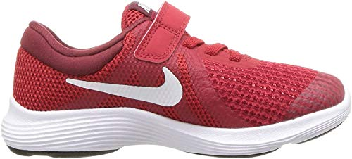 Nike Unisex Baby Revolution 4 (TDV) Hausschuhe, Rot (Gym Red/White-Team R 601), 21 EU