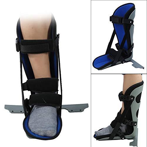 Fuß Tropfen Orthese Knöchel Postural Corrector Brace Korrektur Nachtschiene Kurzbruch Walker Stiefel Fersensporn Fuß Socken,M