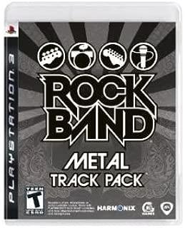 Rock Band: Metal Track Pack (Playstation 3)
