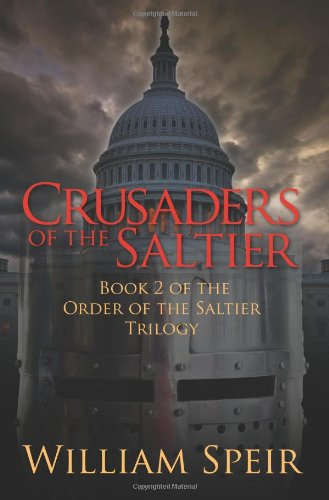 Image of Crusaders of the Saltier: Book 2 of the Order of the Saltier Triology