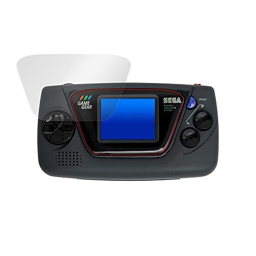ミヤビックス 曲面対応 TPUフィルム 傷修復 衝撃吸収 SEGA GAME GEAR micro ゲームギア ミクロ 用 OverLay FLEX OFGAMEGEARMICRO/12