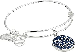 Alex and Ani Womens Harry Potter Happiness Can Be Found Bangle