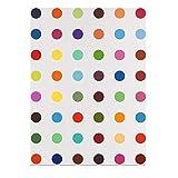 FGVB Damien Hirst Leinwandmalerei Punktbilder gedruckt auf