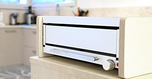 PEPEGRILL ONE - il grill elettrico da appartamento - bianco