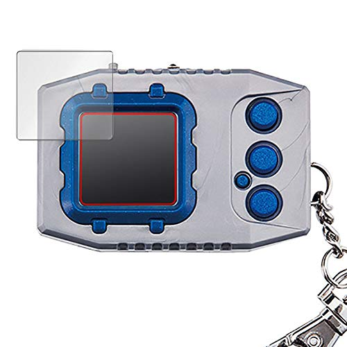 Puccy 3 Pack Screen Protector Film, compatible with BANDAI Digital Monster Digimon Pendulum ver.20th TPU Guard ( Not Tempered Glass Protectors )