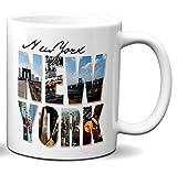 YantaiLtdUK - Tazza JetJet Travel Collection - New York USA - I Love New York