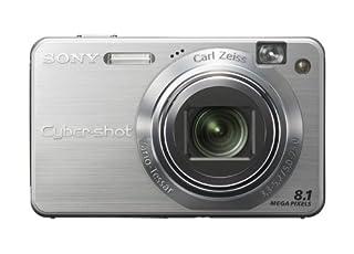 Sony Cybershot DSCW150 8.1MP Digital Camera with 5x Optical Zoom with Super Steady Shot (Silver) (B0012UZMUU) | Amazon price tracker / tracking, Amazon price history charts, Amazon price watches, Amazon price drop alerts