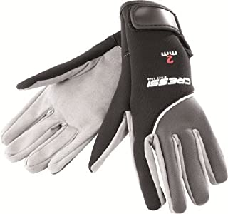 Premium Neoprene Water Sports and Scuba Diving Adult Gloves | TROPICAL by Cressi: quality since 1946