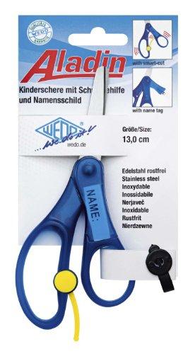 """WEDO 73 71 Lern-Schere Aladin, mit Schneidehilfe, L""""Nge: 130 mm"""