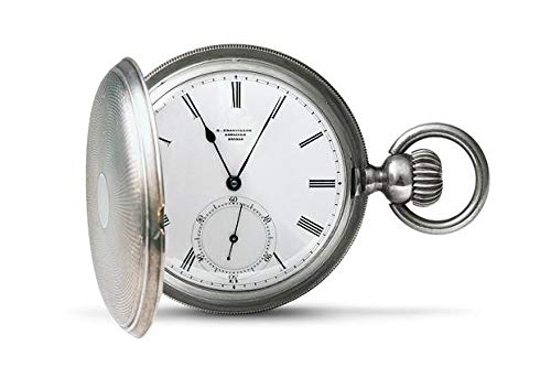 Longines Reloj de bolsillo, 18671992(Plata, Serie by Number