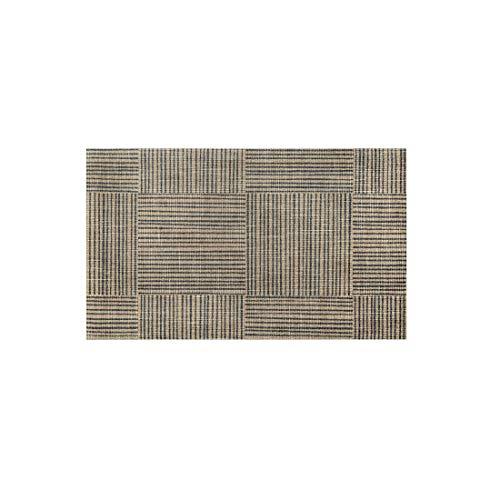 Wash+Dry Teppich, braun, 70 x 120 cm