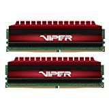 Patriot Viper 4 Series Extreme Performance DDR4 16GB (2 X 8GB) 3200MHz Kit (PC4-25600) PV416G320C6K
