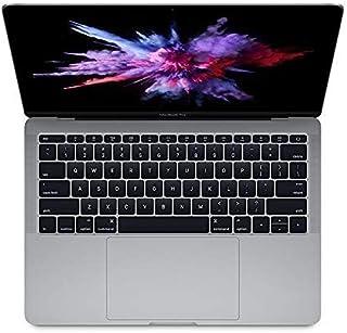 "Apple MacBook Pro 13.3"" con Touch Bar (i5-7267u 3.1ghz 8gb 256gb SSD) QWERTY U.S Teclado MPXV2LL/A Mitad 2017 Gris Espacia..."