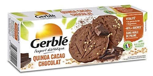 Gerblé Biscuits Quinoa Cacao 132 g