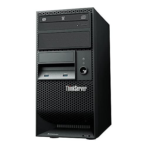 Null Lenovo ThinkServer TS150, Xeon E3-1225 v5, 8 MB de caché, 3,30 GHz, RAM 16 GB, 2 x HDD 2 TB, Tower, 8 x USB 3.0, Win Server 2019 Std (reacondicionado)
