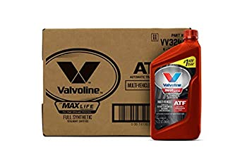 Valvoline Multi-Vehicle  ATF  Full Synthetic Automatic Transmission Fluid 1 QT Case of 6