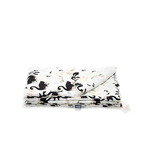 La Millou Bambus-Bettwäsche, mittelgroß, Moonlight Swan