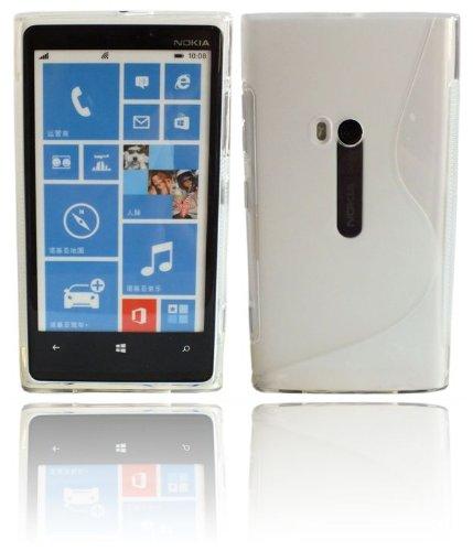 Nokia Lumia 920Custodia in silicone trasparente @ Energmix