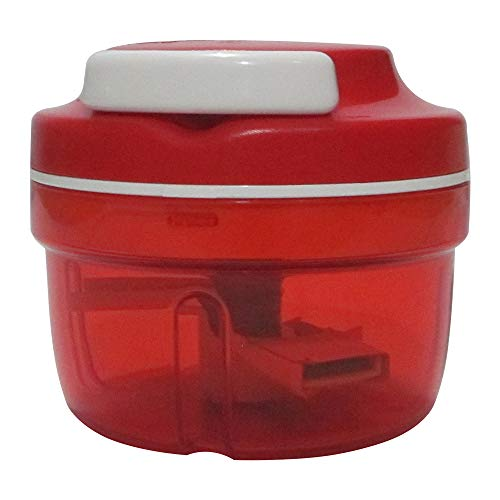 Tupperware Chop n Prep Chef in Blue/Red Color