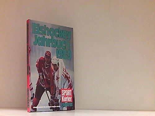 Eishockey-Jahrbuch 1989: Offizielles Jahrbuch des Deutschen Eishockey-Bundes