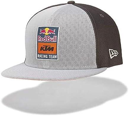 2019 RB K T M Racing MotoGP MX Bonnet Gris New Era textur/é Taille Adulte