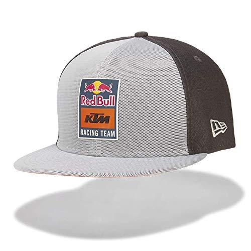 2019 RB K T M Racing MotoGP MX Grey Flatbrim Cap New Era 9Fifty Reflective