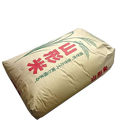 令和元年度 山形県産 コシヒカリ 玄米 お好み精米 (白米に精米, 玄米 30kg)