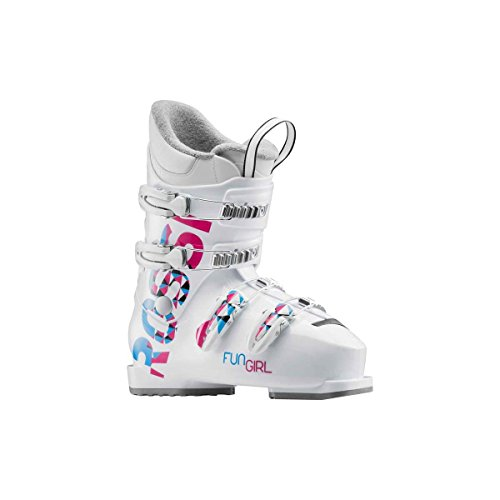 Rossignol Alpin Kinder Skischuhe Skistiefel Fun Girl J4 (25.0)
