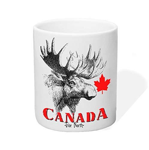 P-T-D Canada True North Tasse Kaffeetasse Kaffeebecher
