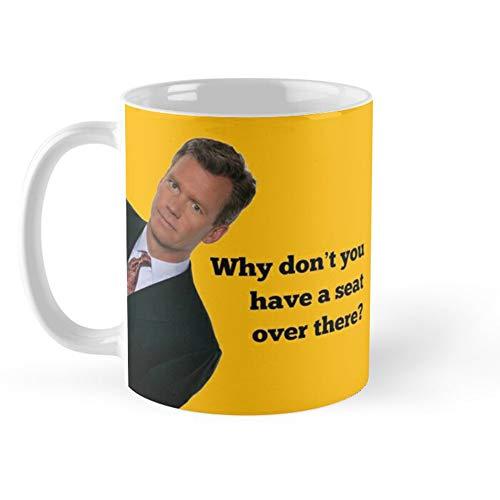 Chris Hansen Coffee Mug 11oz & 15oz Ceramic Tea Cups
