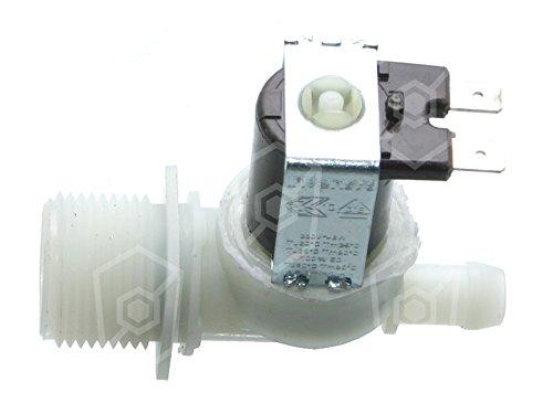 Magnetventil 1-fach gerade EATON (INVENSYS) Ausgang ø 11,5mm Eingang 3/4' 230V passend für Bonamat B10, B20, B5, RL214, RLX5, THA10, VHG3 für Kaffeemaschine