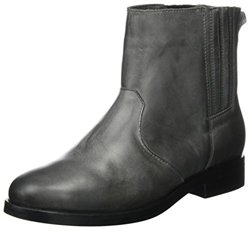 Liebeskind Berlin Damen LH175240 Nappa Chelsea Boots, Grau (Anthrazit), 38 EU