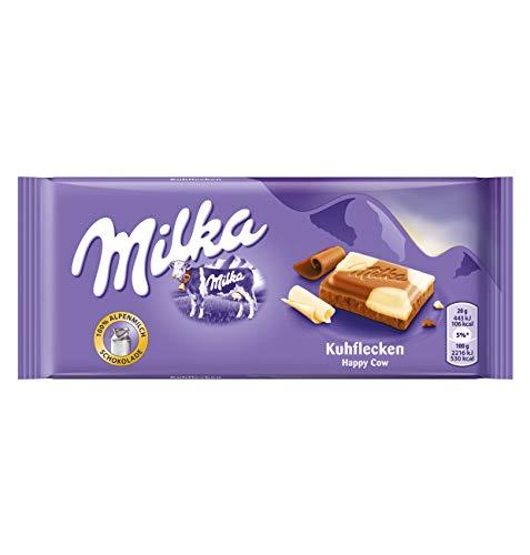 Milka 249478 Schokotafel KUHFLECKEN