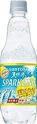 [炭酸水]サントリー 天然水 スパークリングレモン 500ml×24本