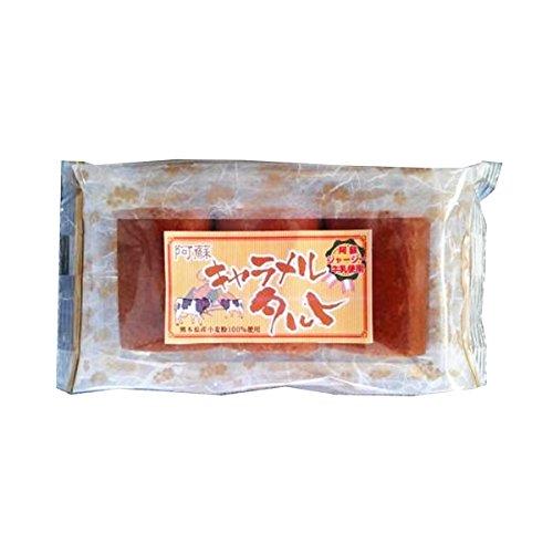 阿蘇 キャラメルあん巻 (3個入)×16個×3ケース イソップ製菓 阿蘇産のジャージー牛乳使用 自家製あんこの和風ロールケーキ