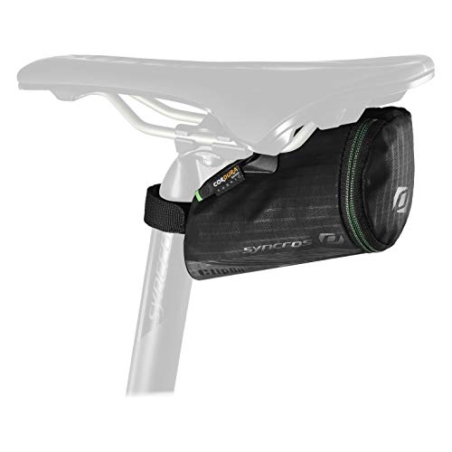 SYNCROS 264519 - Bicicleta Unisex para Adulto, Color Negro, Talla 1