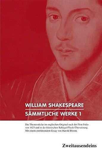 Sämtliche Werke: Zweisprachige Ausgabe. 2 Bände (Zweitausendeins Klassikeredition)