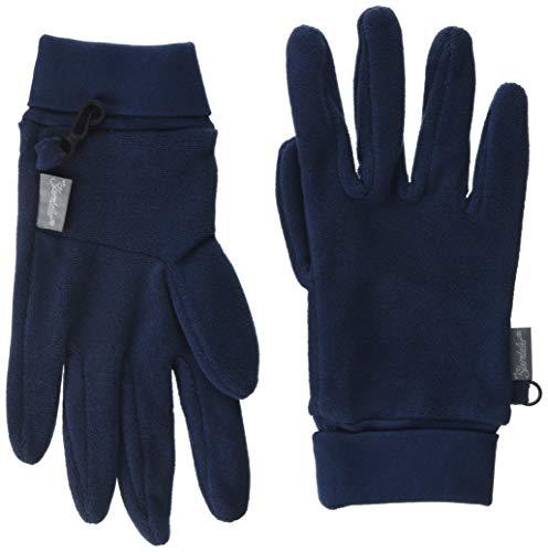 Sterntaler Jungen Fingerhandschuh Handschuhe, Blau, 3
