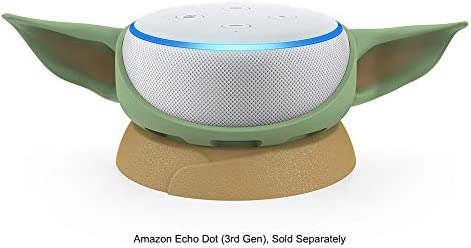 All New Made for Amazon featuring The Mandalorian The Child Stand for Amazon Echo Dot 3rd Gen product image