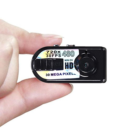 LScommerce MINI Q5 HD 720P THUMB VIDEO CAMERA DIGITALE CAMCORDER MOTION CAMCORDER 1280X 30FPS HD RECORD VIDEO